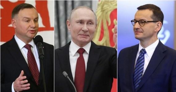 W planach Władimira Putina nie ma w tej chwili odwiedzin w Smoleńsku 10 kwietnia - oświadczył rzecznik rosyjskiego prezydenta Dmitrij Pieskow. Co więcej, rosyjski MSZ zaprzecza, że przygotowywane jest spotkanie szefów dyplomacji Rosji i Polski ws. organizacji obchodów 10. rocznicy katastrofy smoleńskiej i 80. rocznicy zbrodni katyńskiej.
