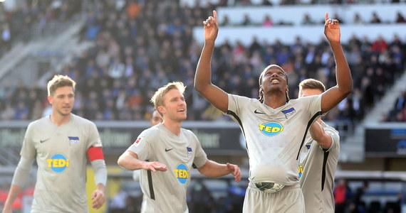 Bundesliga: SC Paderborn 07 - Hertha Berlin 1-2. Piątek miał swoje okazje, ale nie trafił do siatki - Sport w INTERIA.PL