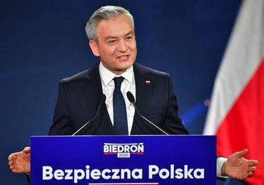 Biedroń: Po pięciu latach rządów PiS widzimy chaos