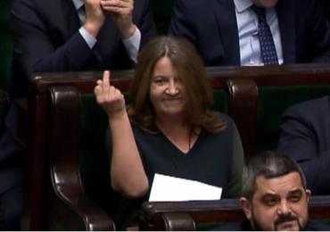 PiS chce odsunąć na drugi plan Joannę Lichocką aż do wyborów prezydenckich