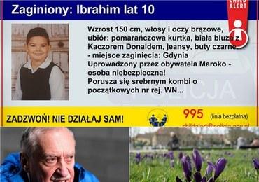 Poszukiwania 10-letniego Ibrahima. 40. rocznica wyczynu Cichego i Wielickiego [PODSUMOWANIE DNIA]