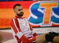 Marcin Możdżonek nie jest już zawodnikiem Asseco Resovii