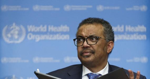 """""""Każdy scenariusz jest możliwy"""" - oświadczył w Genewie dyrektor generalny Światowej Organizacji Zdrowia (WHO) Tedros Adhanom Ghebreyesus pytany o zakażenia koronawirusem. Dodał, że najnowsze dane pozwalają lepiej zrozumieć, jak się rozwija epidemia."""