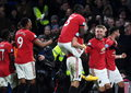 Premier League. Chelsea Londyn – Manchester United 0-2 w 26. kolejce