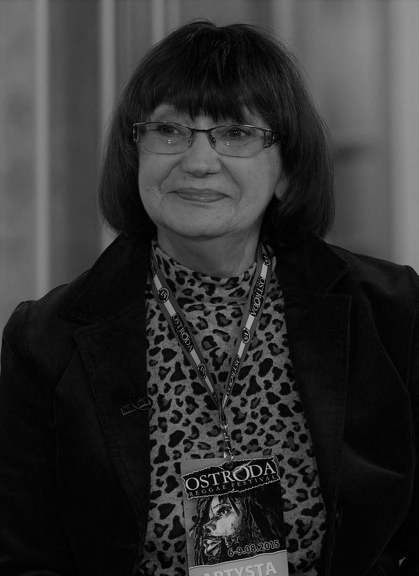 Nie żyje Wanda Borkowska. Wokalistka Alibabek miała guza mózgu.