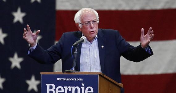 """Senator Bernie Sanders cieszy się największym poparciem elektoratu Partii Demokratycznej i ma już dwucyfrową przewagę nad byłym wiceprezydentem Joe Bidenem - wynika z ogólnokrajowego sondażu dla """"Washington Post"""" i ABC News. Rosną notowania miliardera Michaela Bloomberga."""