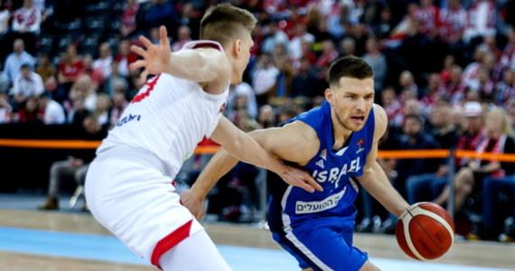 Reprezentacja Polski koszykarzy przegrała w Gliwicach z Izraelem 71:75 w swoim pierwszym meczu eliminacji mistrzostw Europy 2021. Kolejne spotkanie biało-czerwoni rozegrają w niedzielę z mistrzem świata Hiszpanią w Saragossie.