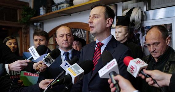 Jako pierwszy komitet wyborczy w rekordowym czasie, bo w niespełna 10 dni zebraliśmy 250 tys. podpisów pod kandydaturą Władysława Kosiniaka-Kamysza - poinformowała w piątek szefowa jego sztabu wyborczego Magdalena Sobkowiak. Dziękowała wszystkim, którzy się w tę zbiórkę zaangażowali.