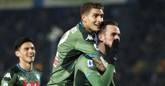 Brescia - Napoli 1-2 w 25. kolejce Serie A. Milik i Zieliński weszli z ławki - Sport w INTERIA.PL