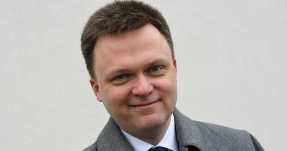 Ponad pół miliona złotych zebrał od wtorku niezależny kandydat na prezydenta Szymon Hołownia, który oświadczył, że jego kampania wyborcza w całości będzie finansowana ze środków pochodzących z crowdfundingu.