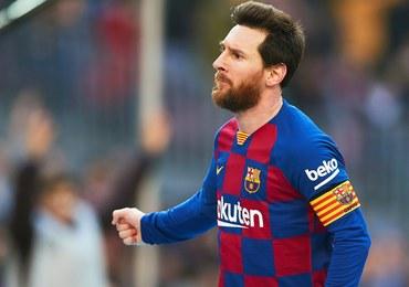 Cztery gole Messiego w meczu z Eibarem!