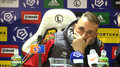 Legia - Jagiellonia 4-0. Trener Iwajło Petew o falstarcie w rundzie wiosennej. Wideo