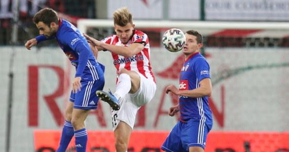 Trwa mecz Piast Gliwice - Cracovia w 23. kolejce Ekstraklasy - Sport w INTERIA.PL
