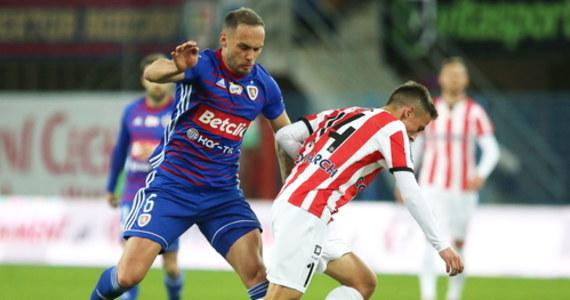 Piast Gliwice wygrał z Cracovią 1:0 w ostatnim sobotnim meczu piłkarskiej Ekstraklasy. Jedyną bramkę meczu zdobył Sebastian Milewski.