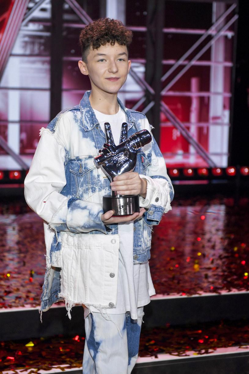 """22 lutego odbył się wielki finał trzeciej edycji """"The Voice Kids"""". Zwycięzcą został Marcin Maciejczak."""