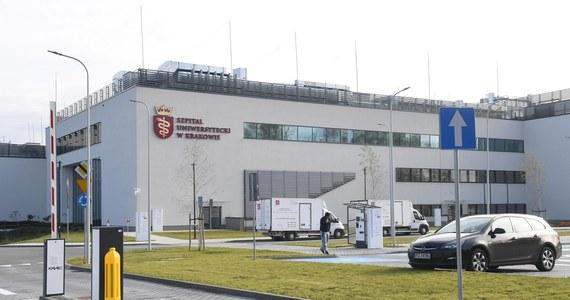 Do Szpitala Uniwersyteckiego w Krakowie trafił pacjent z podejrzeniem koronawirusa. Wyniki badań w kierunku zakażenia znane będą w poniedziałek lub wtorek. Informacje te potwierdziła rzeczniczka prasowa placówki Maria Włodkowska.
