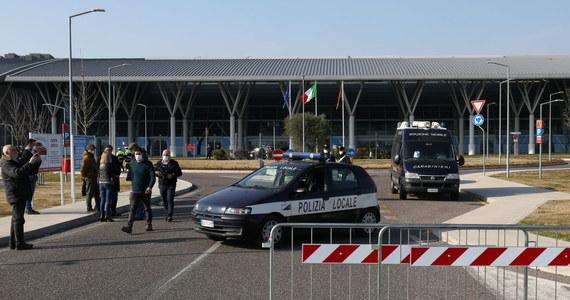 We Włoszech zmarła trzecia osoba, która była zarażona koronawirusem. To pacjentka szpitala w mieście Crema w Lombardii, która przebywała na oddziale onkologii.
