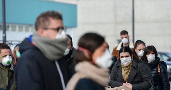 Koronawirus. WHO: Więcej zakażeń poza Chinami niż w Pekinie