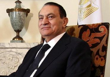 Hosni Mubarak nie żyje. Rządził Egiptem przez ponad 30 lat