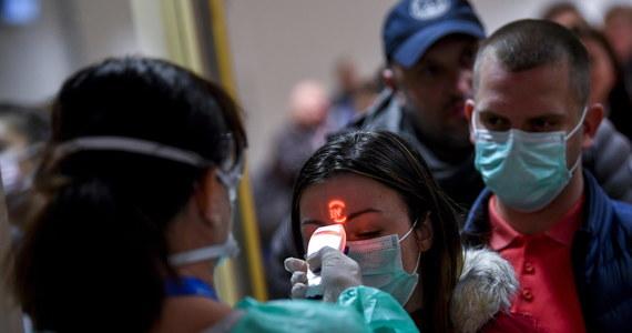 Epidemia wywołana w Chinach przez koronawirusa SARS-CoV-2 nie zatrzyma się na obecnym etapie i na pewno dotrze do naszego kraju - powiedziała dr Aneta Afelt z Uniwersytetu Warszawskiego. Dodała jednak, że epidemia ta nie jest czymś nadzwyczajnym.