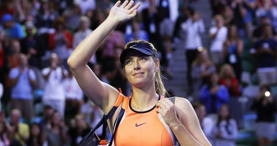 Rosyjska tenisistka Maria Szarapowa kończy karierę. Pięciokrotna zwyciężczyni turniejów Wielkiego Szlema swoją decyzję ogłosiła w mediach społecznościowych.
