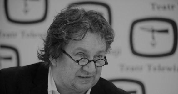 Nie żyje aktor Paweł Krolikowski. Zmarł po długiej chorobie w wieku 58 lat.