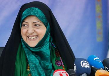 Wiceprezydent Iranu zakażona koronawirusem