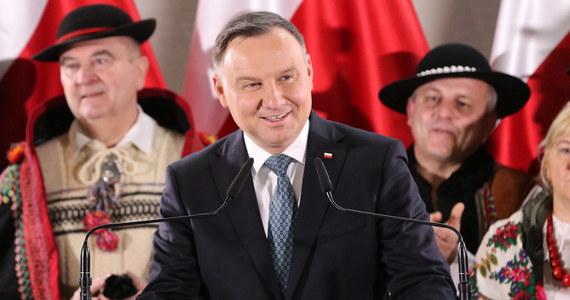 Mamy naszą wielką siłę - coś, czego Zachód w większości już nie ma - to nasza wiara, tradycja i kultura, oparta na korzeniach chrześcijańskich - mówił prezydent Andrzej Duda podczas spotkania z mieszkańcami Rabki-Zdroju (małopolskie).