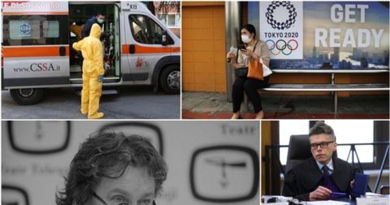 Świat zmaga się z epidemią koronawirusa. Odnotowano już ponad 82 tysiące przypadków zakażenia koronawirusem: 78 tysięcy w Chinach, ponad 1200 w Korei Południowej i ponad 400 we Włoszech, gdzie zmarło już 17 osób. Przewodniczący Międzynarodowego Komitetu Olimpijskiego Thomas Bach zapewniał w czwartek, że czynione są wszelkie starania o to, by mimo panującej epidemii igrzyska w Tokio odbyły się zgodnie z planem. W Polsce wciąż nie odnotowano zachorowań w związku z zakażeniem koronawirusem. W czwartek dotarła do nas wiadomość o śmierci aktora – Pawła Królikowskiego. Zmarł po długiej chorobie, miał 58 lat.