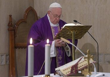 Trzeci dzień z rzędu papież Franciszek ograniczył audiencje