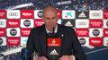 Zinedine Zidane (Real Madryt) po meczu z Barceloną 2-0. Wideo