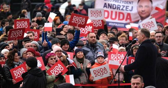 Szef sztabu organizacyjnego Andrzeja Dudy, Joachim Brudziński zaapelował do sztabu wyborczego Małgorzaty Kidawy-Błońskiej oraz innych kandydatów o potępienie agresji wobec wolontariuszy sztabu prezydenta Dudy.