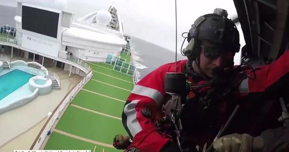 Funkcjonariusze Gwardii Narodowej dostarczyli helikopterem testy do badania koronowirusa na statek wycieczkowy Grand Princess u wybrzeża Kalifornii. Jednostka została poddana kwarantannie na morzu. Statek został odizolowany po potwierdzeniu, że osoba, która wcześniej znajdowała się na pokładzie, zmarła na chorobę wywołaną przez koronawirusa SARS-CoV-2. Istnieje podejrzenie, że zmarły mógł mieć kontakt z pasażerami, którzy pozostają na wycieczkowcu.
