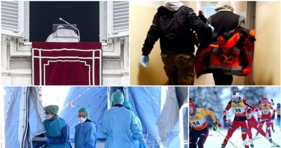 W Piątek popołudniu minister zdrowia, Łukasz Szumowski poinformował o zdiagnozowaniu czterech kolejnych przypadków koronawirusa na ternie Polski. Jedna pacjentka przebywa w szpitalu w Ostródzie, jeden pacjent we Wrocławiu a dwoje chorych w Szczecinie. W sumie w Polsce zarażonych koronawirusem jest już 5 osób. Na całym świecie koronawirus dotarł już do 96 państw, zarażonych jest już ponad 100 tys. osób, a ponad 3400 osób zmarło. W Brukseli odbyło się nadzwyczajne spotkanie unijnych ministrów zdrowia zwołane w związku z epidemią koronawirusa. W jego trakcie Łukasz Szumowski podpisał też przystąpienie Polski do mechanizmu wspólnych zakupów na wypadek pandemii koronawirusa. Zebraliśmy dla Was najważniejsze informacje piątku.