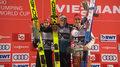 Prevc zwyciężył w Lillehammer. Czekał na to trzy lata. Wideo