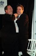 Ben Affleck na czarnej liście Harveya Weinsteina