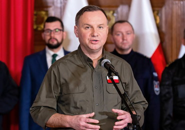 Andrzej Duda: Apeluję o poważne traktowanie kwarantanny domowej