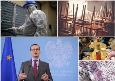 31 przypadków koronawirusa w Polsce. Rząd decyduje o zamknięciu placówek kultury i oświaty [PODSUMOWANIE DNIA]