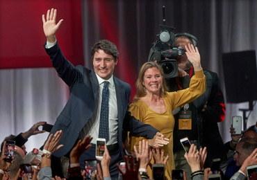 Żona Justina Trudeau ma koronawirusa. Była na imprezie z tysiącami ludzi