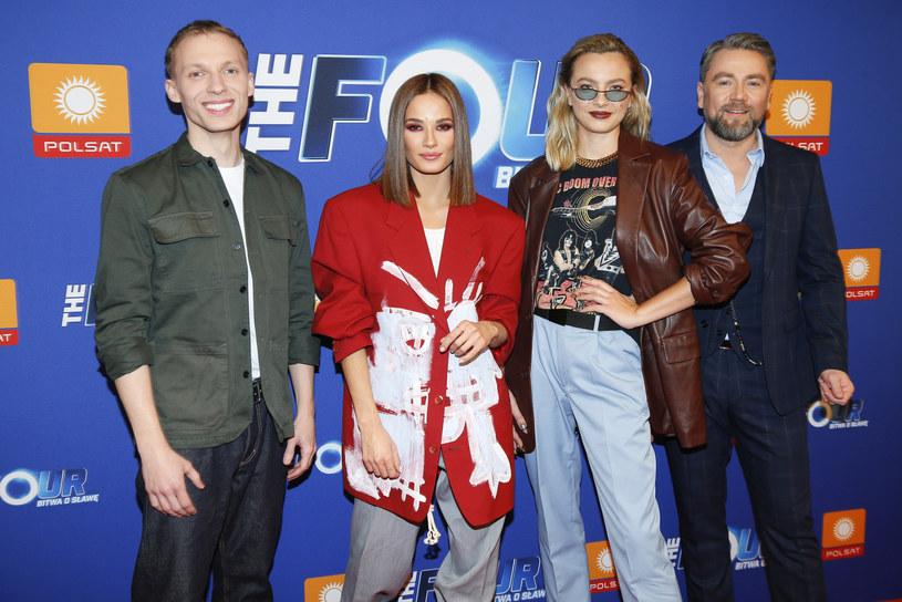"""W związku z pandemią koronawirusa Polsat po drugim odcinku (14 marca) nowego show """"The Four. Bitwa o sławę"""" zdecydował się zawiesić nagrania i przenieść program na jesień tego roku. Teraz stacja zmieniła plany."""