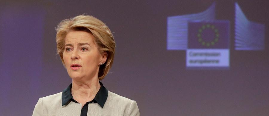 Komisja Europejska zdecydowała o wprowadzeniu ograniczeń dotyczących eksportu sprzętu medycznego poza terytorium Unii Europejskiej. Poinformowała o tym jej przewodnicząca, Ursula von der Leyen.