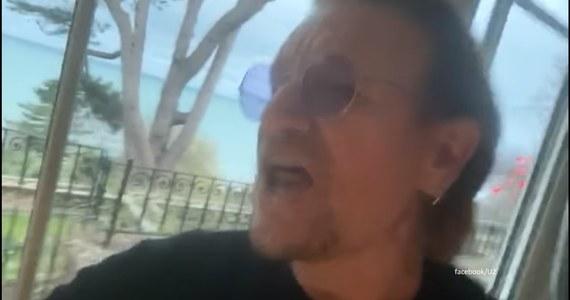 Lider zespołu U2 Bono nagrał piosenkę, która została zainspirowana dramatyczną walka Włochów z pandemią koronawirusa. Ballada została opublikowana na profilach irlandzkiego zespołu w mediach społecznościowych.