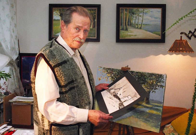 """Odtwórca roli Brunnera w """"Stawce większej niż życie"""", Emil Karewicz, zmarł 18 marca w wieku 97 lat. Aktor od wielu lat był na emeryturze. Wolny czas wykorzystywał na rozwijanie swojej pasji, którą było malowanie obrazów."""