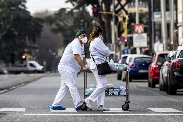 /ANGELO CARCONI /PAP/EPA