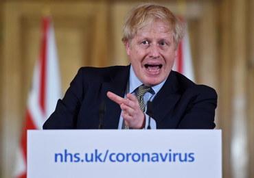Koronawirus wpłynie na relacje Wielkiej Brytanii z UE? Jednoznaczna odpowiedź Johnsona