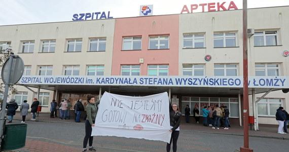 Zmiany decyzji nie będzie. Szpital Wojewódzki w Łomży będzie funkcjonował jako jednoimienny szpital zakaźny do opieki nad chorymi z koronawirusem. W mieście jednak w dalszym ciągu ma funkcjonować SOR.