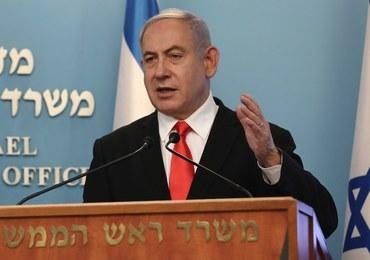 Premier Izraela wprowadza zakaz opuszczania domów