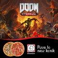 Limitowana DOOM Pizza w Pizza Dominium i rabat na grę