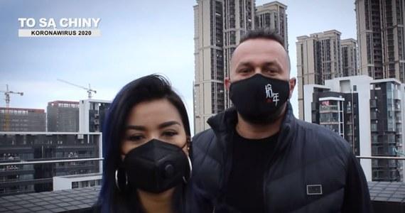 """Karą za nienoszenie maski jest przymusowa kwarantanna. Karą za złamanie kwarantanny może być przedłużenie kwarantanny - mówi RMF FM pan Marcin, współautor kanału """"To są Chiny"""". Jego film """"Wykryto u nas koronowirusa"""" wyświetlono na You Tubie ponad 630 tys. razy."""