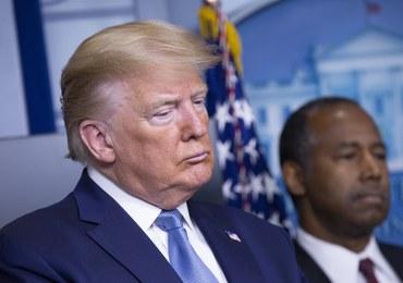 Trump wysłał list do Kim Dzong Una w sprawie koronawirusa
